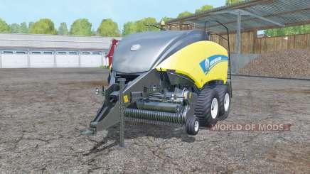 New Holland BigBaler 1290 humide balᶒ pour Farming Simulator 2015