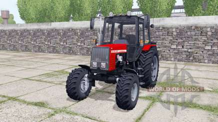 MTZ 820 Biélorussie pour Farming Simulator 2017
