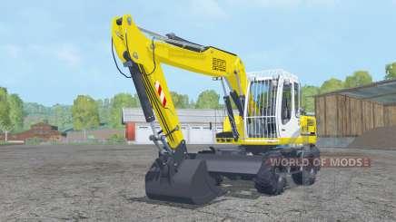 Liebherr A 900 Compact Litroniƈ pour Farming Simulator 2015