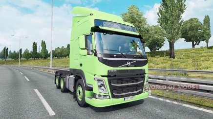 Volvo FM 460 Globetrotter LXL cab 2013 v1.4 pour Euro Truck Simulator 2