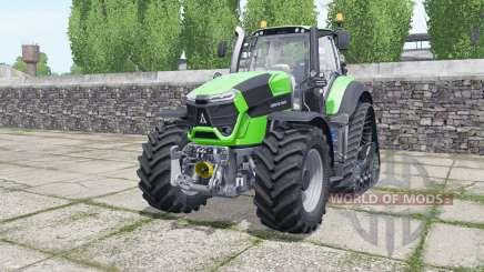 Deutz-Fahr Agrotron 9340 TTV crawler pour Farming Simulator 2017