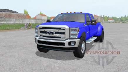 Ford F-350 Super Duty 2014 pour Farming Simulator 2017