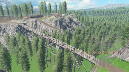 Kootenay Valley v3.1 pour Farming Simulator 2017
