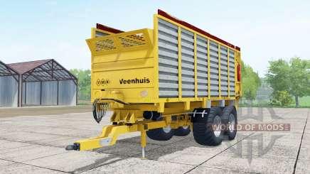 Veenhuis W400 yellow für Farming Simulator 2017