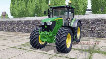 John Deere 6145R animated element für Farming Simulator 2017