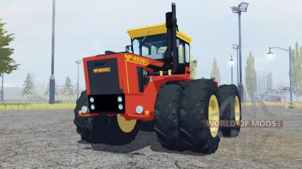 Versatile 555 double wheels pour Farming Simulator 2013