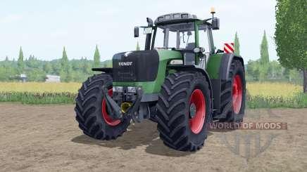 Fendt 916 Vario TMS toplight pour Farming Simulator 2017