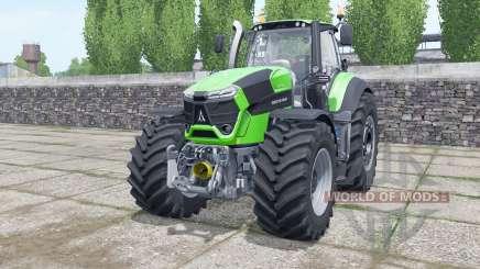 Deutz-Fahr Agrotron 9290 TTV animated element pour Farming Simulator 2017