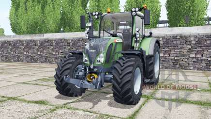 Fendt 722 Vario SCR European version pour Farming Simulator 2017