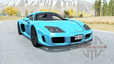 Noble M600 2009 pour BeamNG Drive