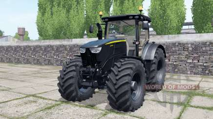 John Deere 6230R Black Edition für Farming Simulator 2017