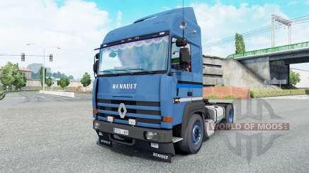 Renault R 340ti Major 1990 v2.3 pour Euro Truck Simulator 2