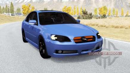 Subaru Legacỿ B4 pour BeamNG Drive