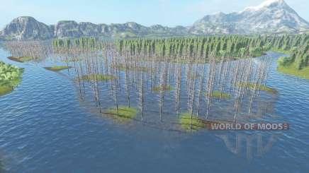 Pacific Inlet Logging v5.2.1 für Farming Simulator 2017