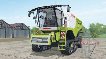 Claas Lexion 770 more options pour Farming Simulator 2017