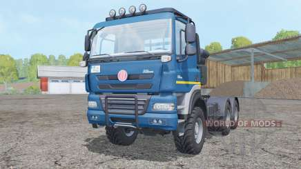 Tatra Phoenix T158-8P5 6x6 2011 pour Farming Simulator 2015