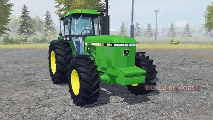 John Deere 4850 1983 pour Farming Simulator 2013