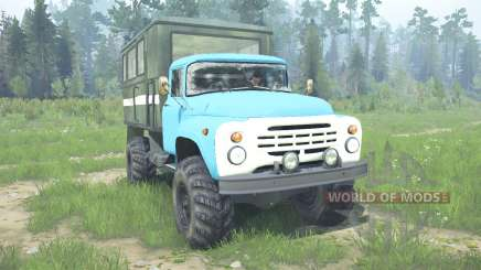 ZIL 130 4ᶍ4 pour MudRunner