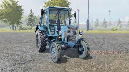 MTZ 80 Bélarus avec l'animation des éléments pour Farming Simulator 2013