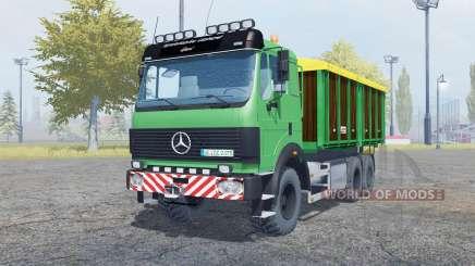 Mercedes-Benz 2631 AK pour Farming Simulator 2013