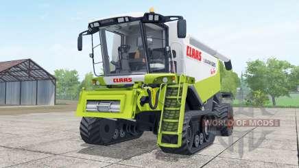 Claas Lexique 580 TerraTraƈ pour Farming Simulator 2017