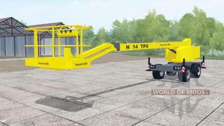 Haulotte H14 TPX pour Farming Simulator 2017