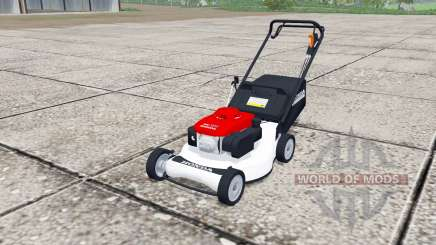 Hondᶏ HRC 216 pour Farming Simulator 2017