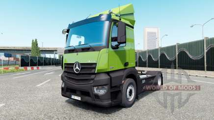 Mercedes-Benz Antos 1832 2012 pour Euro Truck Simulator 2