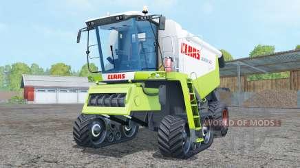Claas Lexion 560 TerraTrac pour Farming Simulator 2015