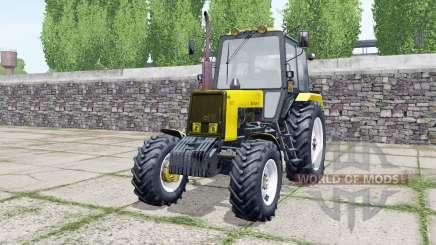 MTZ 1025 Bearus pour Farming Simulator 2017