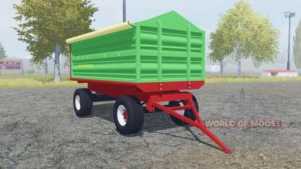 Strautmann SZK 1402 pour Farming Simulator 2013