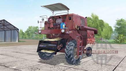 Bizoɳ Z056 pour Farming Simulator 2017