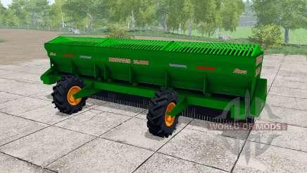 Stara Bruttus 12000 für Farming Simulator 2017