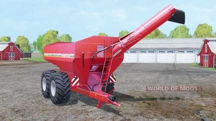 Horsch Titan 34 UW extended tube für Farming Simulator 2015