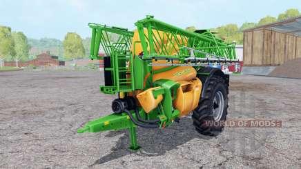 Amazonᶒ UX 5200 pour Farming Simulator 2015