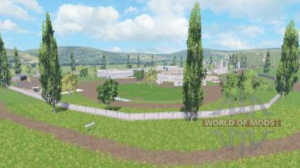 Sowchose Zarya für Farming Simulator 2017