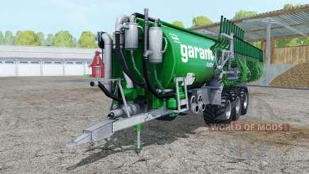 Kotte Garant Profi VTⱤ 25.000 für Farming Simulator 2015
