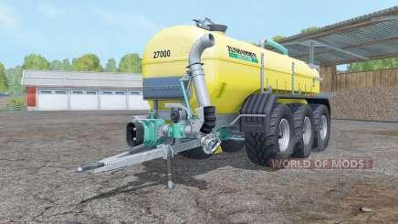 Zunhaᶆᶆer SK 27000 TR für Farming Simulator 2015