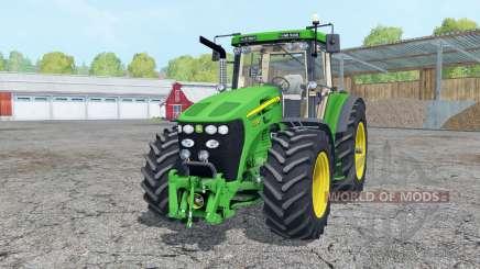 John Deere 7830 animated element pour Farming Simulator 2015