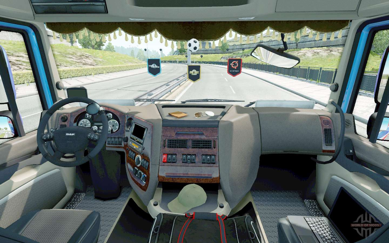 Réglage Du Siège V2.2 Pour Euro Truck Simulator 2