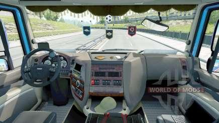 Einstellung der Sitz-v2.2 für Euro Truck Simulator 2