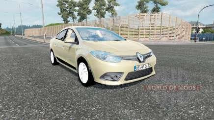Renault Fluence 2012 pour Euro Truck Simulator 2