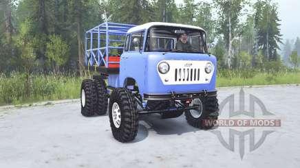 Jeep FC-170 1957 TTC pour MudRunner