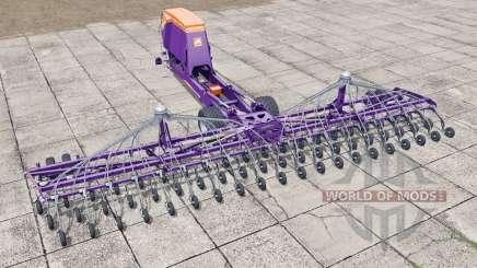 Amazone Condor 15001 dark moderate violet pour Farming Simulator 2017
