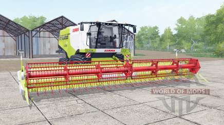 Claas Lexion 770 configurations wheels pour Farming Simulator 2017