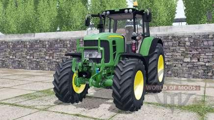 John Deere 7430 Premium more configurations pour Farming Simulator 2017