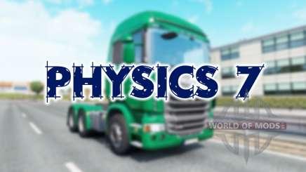 Physics 7 für Euro Truck Simulator 2