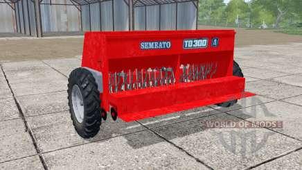 Semeato TD 300 pour Farming Simulator 2017