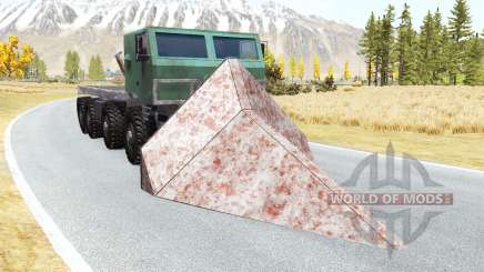 BigRig Truck v1.0.5 pour BeamNG Drive