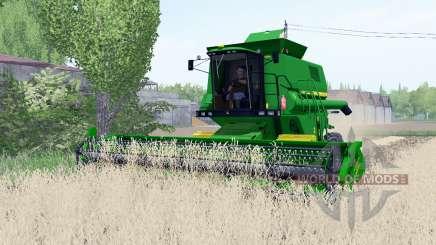 John Deere 1550 crawler modules pour Farming Simulator 2017